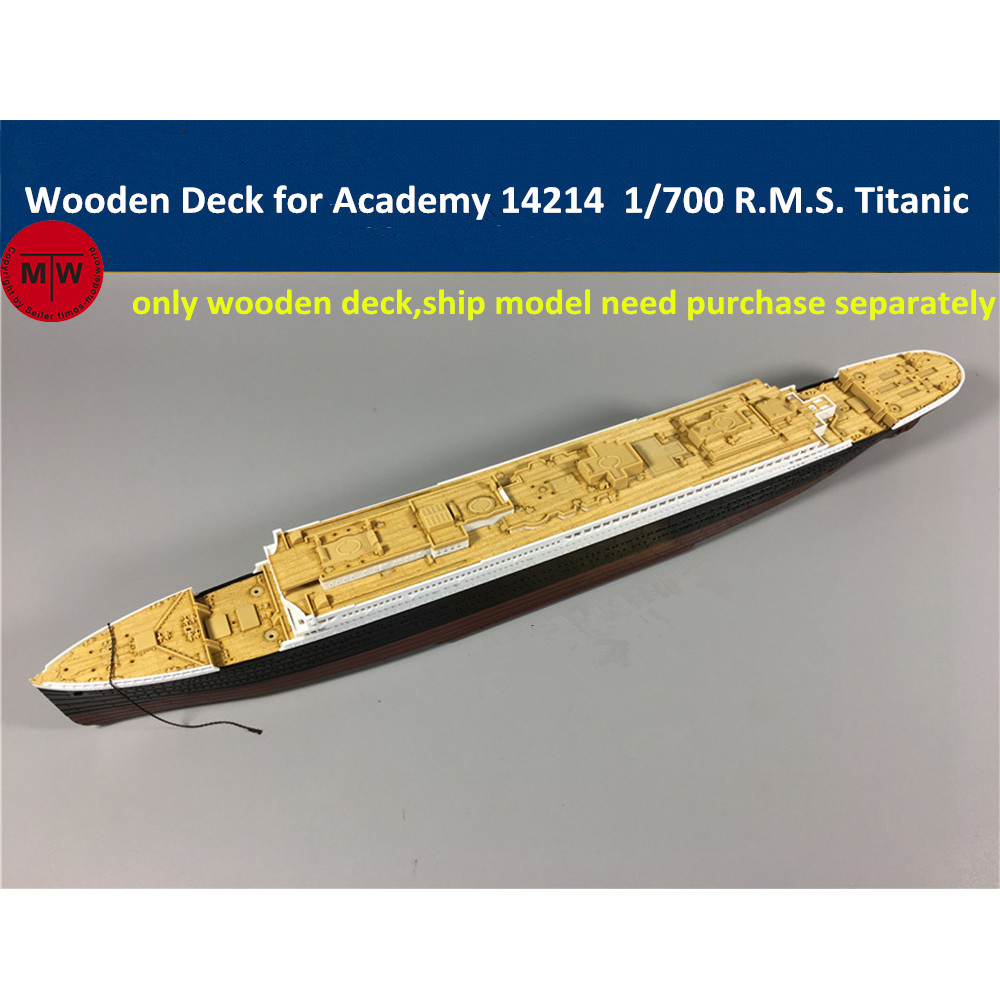 1-700-scale-wooden-deck-for-academy-14214-rms-font-b-titanic-b-font-ship-model-kit-cy700018