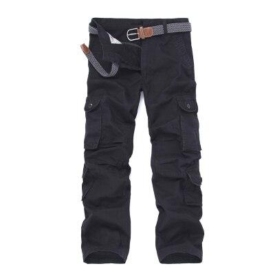 2018 hombres Militar estilo camuflaje del ejército Pantalones moda Militar  camuflaje táctico Pantalones Militar ropa Pantalones cargo más 40 87c5189dfe62