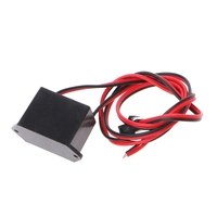 OOTDTY DC 12V Driver Controller For 1 5M LED Strip Light EL Wire Glow Flexible Neon