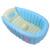 Portátil Do Bebê Infantil Crianças Assento de Banho Banheira Espessamento Inflável Banheira Azul Vermelho Crianças Dobra Washbow Piscina Bebê