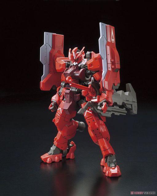 Утюг Крови 020 Gundam Bandai HG Astaroth происхождения масштаб модели здания игрушка дети