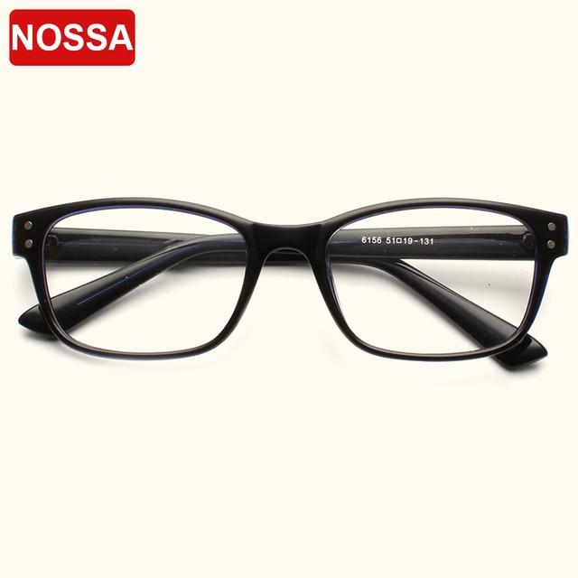 b874aa15540 Black Classic Glasses Frames Men Women Myopia Optical Frame Casual Clear  Lens Eyeglasses Students Fashion Spectacle