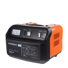 Устройство зарядное PATRIOT BCT-20 Boost (Ток зарядки 16 А, амперметр, мощность 450Вт)