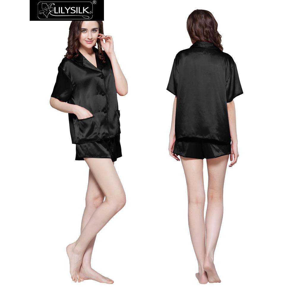 1000-black-22-momme-contra-short-silk-pyjamas-set