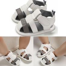 Baby Boys Shoes Newborn Summer Footwear Infant Shoe