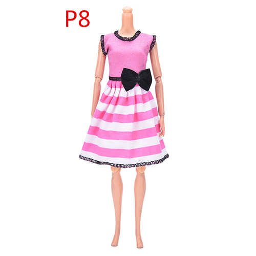 Best Gift Toys Girls Gifts Beautiful Fashion Handmade Party Clothes Dress For Barbie Doll