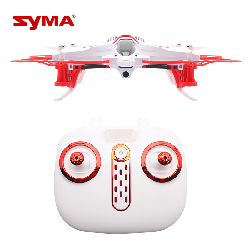 Syma X14W FPV Drone with Built-in Camera HD Live Video Headless Mode 2.4G 4CH 6 Axis Gyro Quadrocopter with Professional Camera free shipping rc drone jjrc v686k 6 axis gyro 2 4g 4ch fpv quadcopter wifi ufo with hd camera airplane vs syma x8w h9d cx 30w