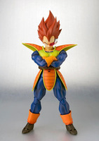 HKXZM Anime SHF 15CM Dragon Ball Z Vegeta PVC Action Figure Collectible Model Toys Brinquedos
