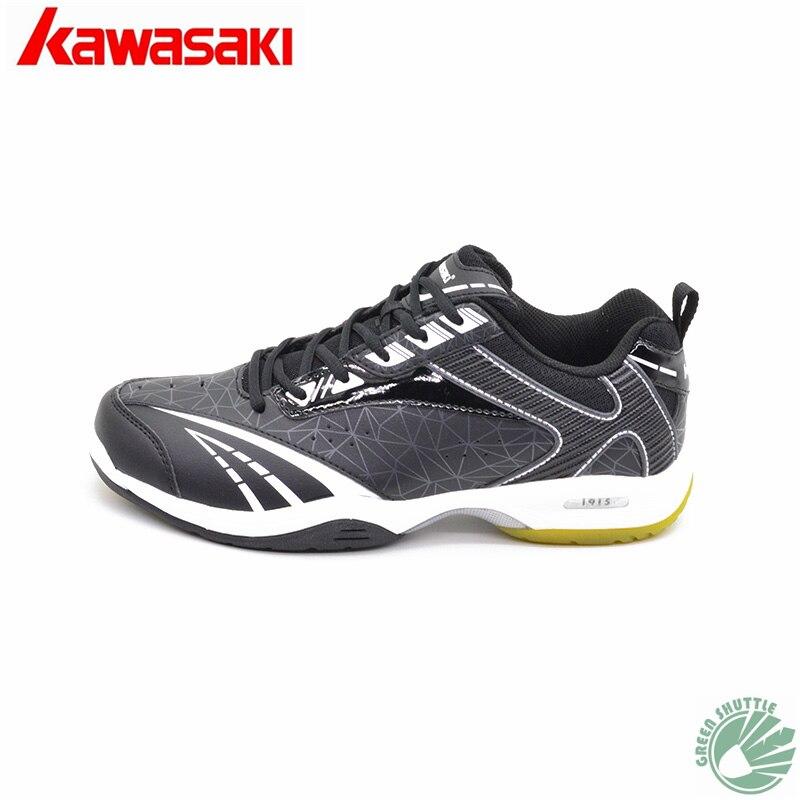 2018 New Professional Kawasaki 100 Original High Elastic Encapsulated K 155 K 156 Unisex Professional Badminton