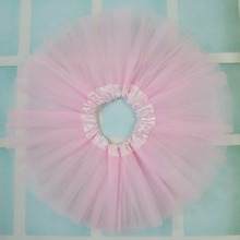 Newborn tulle Tutu Skirts Baby Kids Chiffon Mini Dance Party Ballet Pettiskirt Tutu For Cute Children Clothing Tutu Girls Skirt