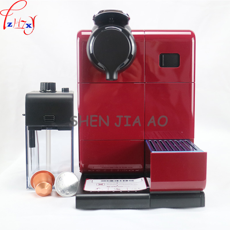 home automatic capsule coffee machine 19bar intelligent touch screen control capsule coffee machine 220V EN550 1 pc 1 pc 220v en550 home automatic capsule coffee machine 19bar intelligent touch screen control capsule coffee machine