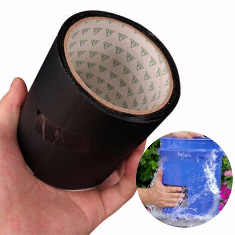 Super Starke Wasserdichte Stop Lecks Dichtung Reparatur Band Leistung Selbst Fiber Fix Band Fiberfix Klebeband