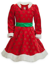 Thumbaby Girls Dress Winter Red Christmas Dress Children Kids Dresses For Girls Clothes Child Home Party ChristmasGirl Dress