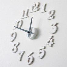 Digital Wall Clock high quality 10*15*20cm beauty design  free shipping