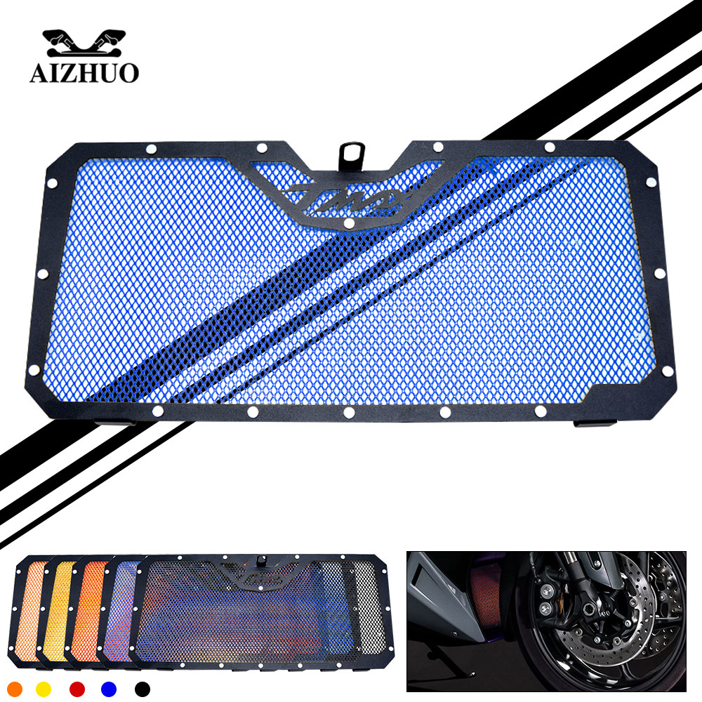 TMAX LOGO Motorcycle Radiator Grille Cover Stainless Steel Motorike Radiator Guard  For YAMAHA TMAX 530 TAX530 2012-2016
