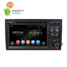 7″ Android 5.1 Quad Core Car DVD GPS Navigator radio Player For Audi A4/S4 / RS4 / Seat Exeo With WIFI Bluetooth FM+Free Camera