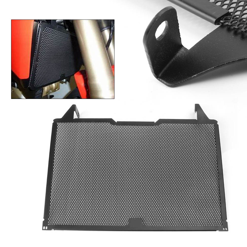 Front Radiator Grille Guard Cover Grill Protector For Ducati Multistrada 950 MTS950 2017 2018 1PC Motorcycle Accessory Part