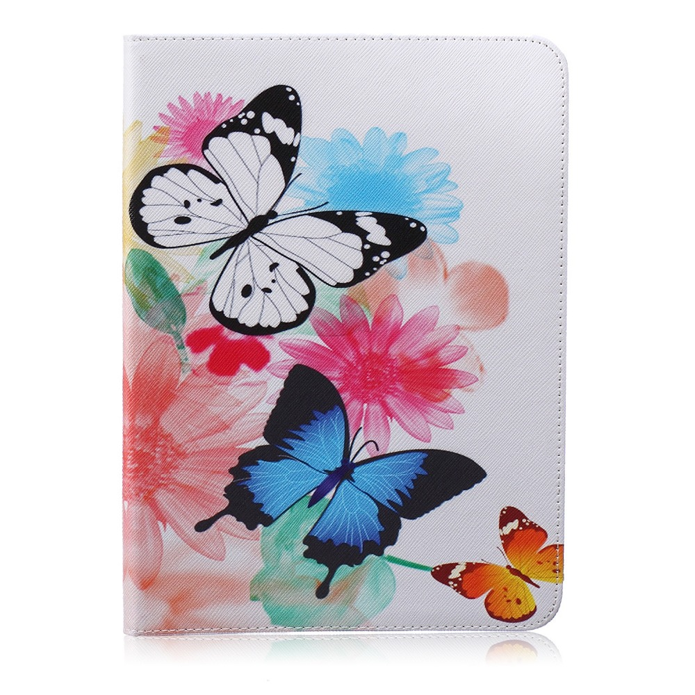 Butterfly Flip PU Leather For Samsung Galaxy Tab 4 10.1 T530 Case For Samsung Galaxy Tab 4 T530 T531 T535 Smart Case Cover ultra thin magnetic stand smart pu leather cover for samsung galaxy tab 4 10 1 t530 t531 t535 tablet funda case free film pen