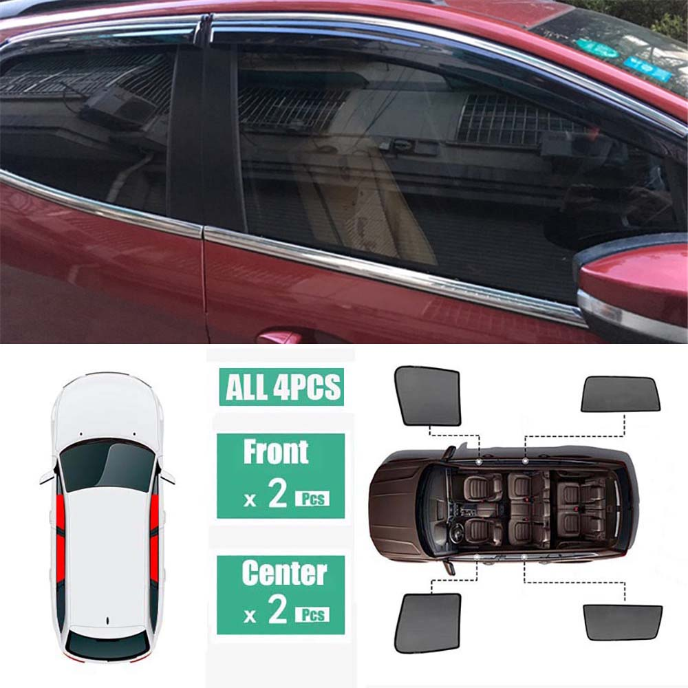 For Ford Escape 2013-2018 Windshield Visor SunShade Custom Made Sun Shade w//Bag