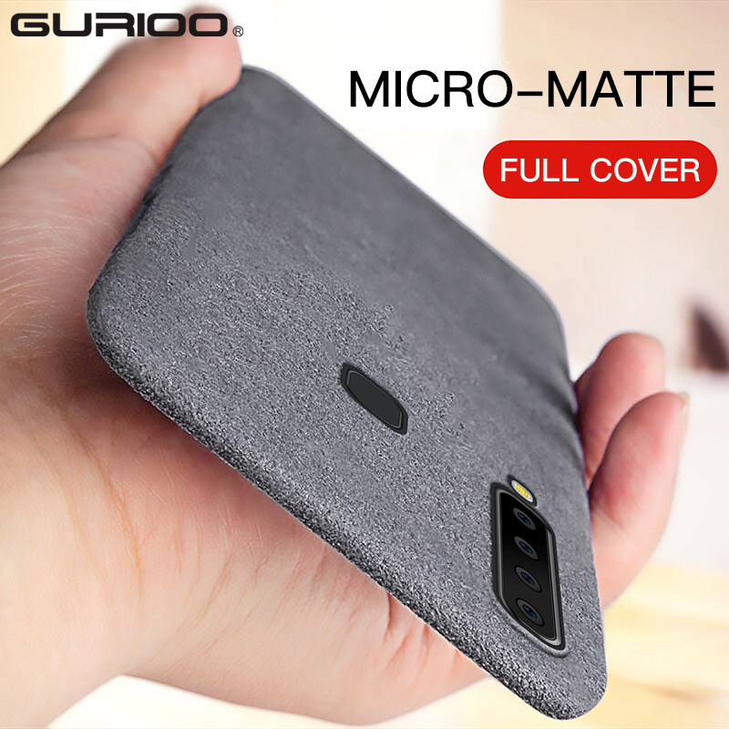 Ultra Thin Soft Silicone Matte Cases For Samsung Galaxy A70 A60 A50 A40 A40S A30 A20 A10 M10 M20 M30 M40 Sandstone Frosted Cover