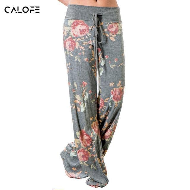 f0c46f2cb9a3b Women Loose Yoga Pants Loose Breathable Wide Leg Running Pants Women