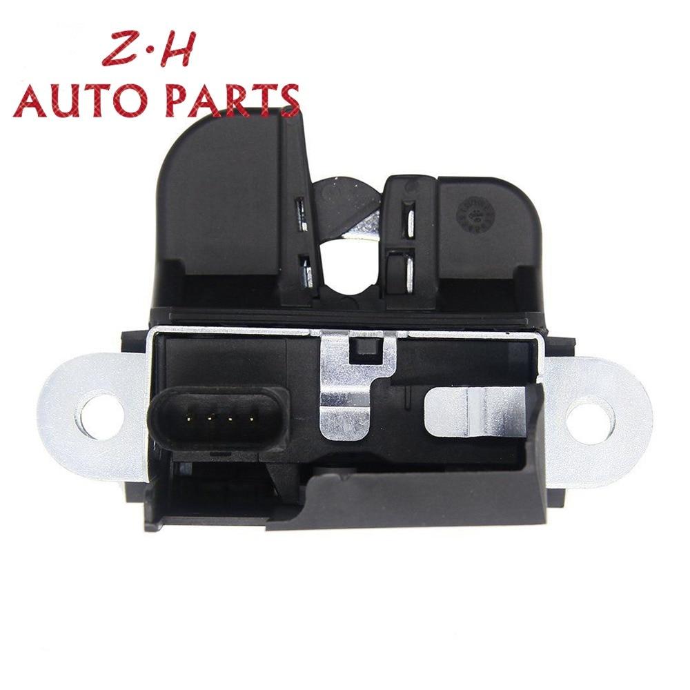 NEW Bootlid Rear Trunk Lock Actuator Latch 6R0 827 505 B For VW Polo 6R 60 Hatchback 2010-2015 6R0827505D9B9