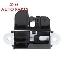 цена на OEM NEW Rear Trunk Lock Actuator Latch 6R0827505B Fit VW Polo 6R 60 Hatchback 10-15 6R0827505B 9B9 6R0 827 505 B