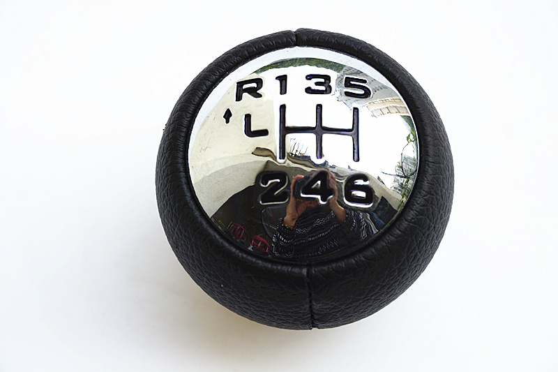 6 speed for PEUGEOT 307 308 3008 407 5008 807 PARTNER B9 TEPEE Gear Shift Knob citron C3 A51 C4 C4 Picasso c8 Berlingo b9