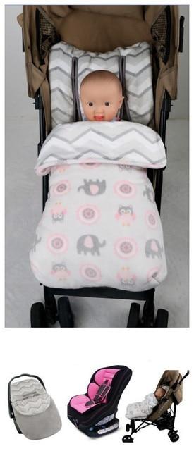 Детские многофункциональный спальный мешок коляска сумка одеяла осень зима теплая детские товары