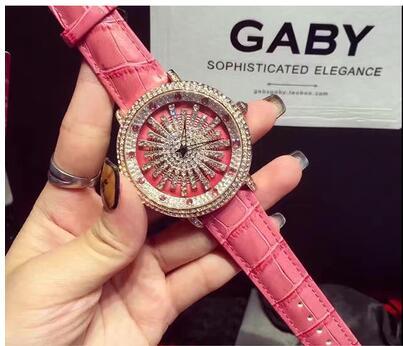 010733 Bracelet lustre femmes montres Quartz genève strass luxe romain dame Relogio fois Simple qualité supérieure décontracté s