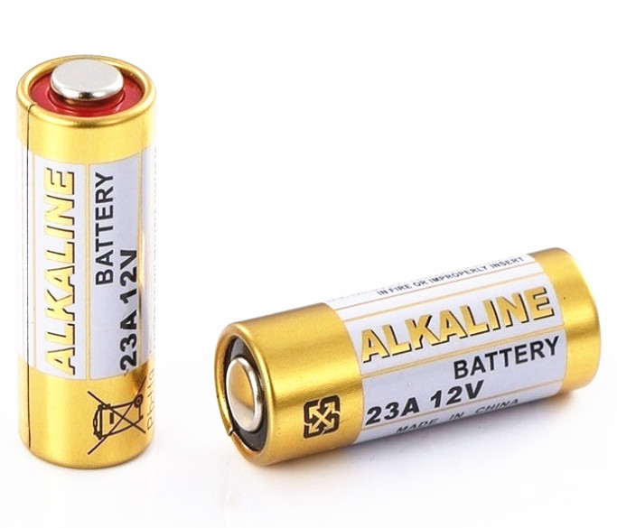 50 шт./лот Батарейки <font><b>23A</b></font> 12 В 21/23 А23 E23A MN21 MS21 V23GA L1028 Щелочные Батареи