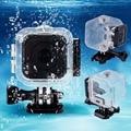 Прозрачный Подводные 45 М Водонепроницаемый Дайвинг Случае Жилье Для Gopro Hero 4 Session Камеры Новый