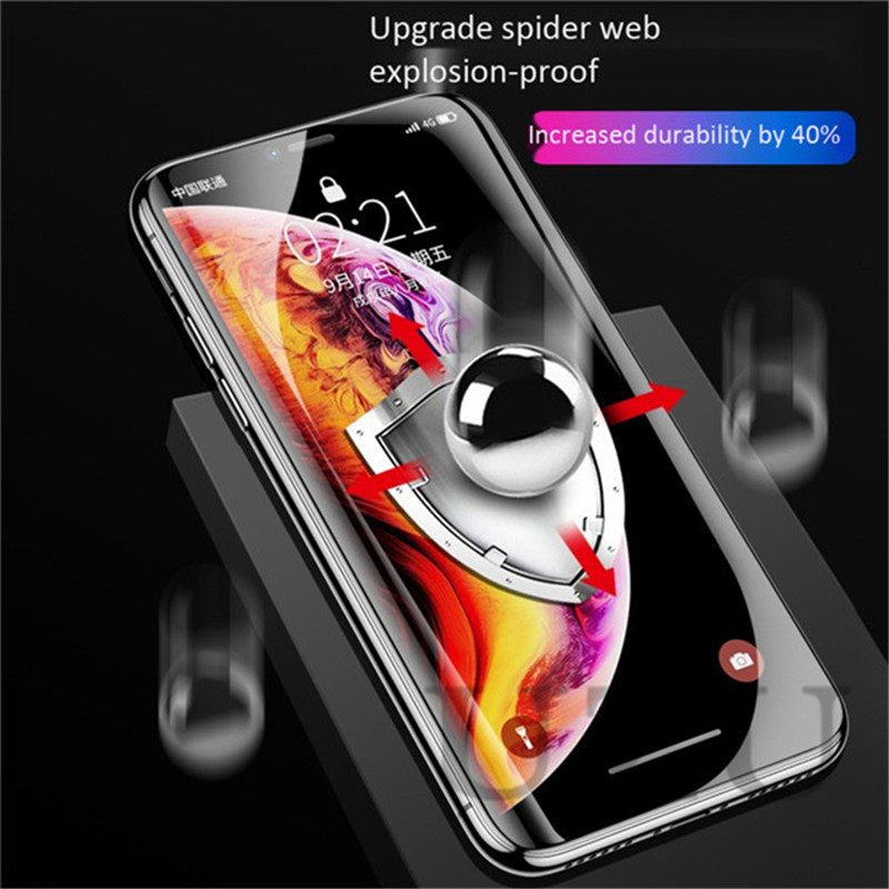 Full Cover Hydrogel Protective Film for xiaomi mi 5 plus 5 5c 5x 6 6x Screen Protector Clear film for mi note 2 3 mi mix 2 2s 3