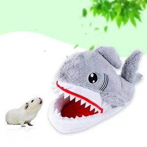 Hamster Shark Bed Chinchilla C