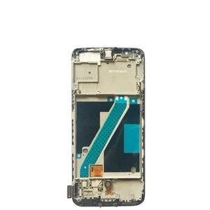 Image 3 - 100% getestet für Oneplus 5T A5010 LCD Display Touchscreen Digitizer Montage 2160*1080 Rahmen mit Kostenloser Versand