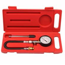 Automotive Petrol Engine Compression Pressure Tester Gauge Tool Kit AT2073