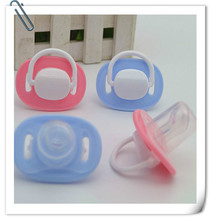 Newborn Pacifier Holder Baby Pacifiers Nipples for Children Pacify Infant Cute Pacifiers