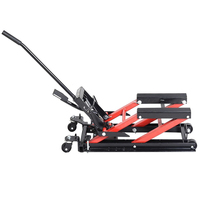 Motorcycle Repair Lifting Platform Hydraulic Lift ATV Lift Capacity 1500LBS
