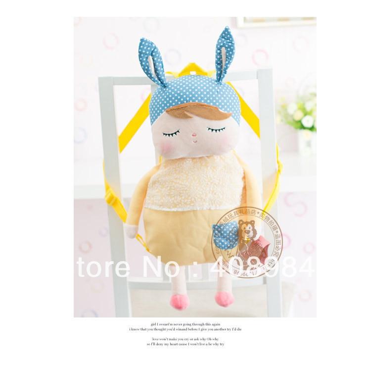 Metoo child school bag angela girl backpack cartoon baby bag many type for choosing