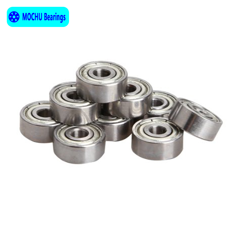 Free shipping 10pcs Bearing 625 625Z <font><b>625ZZ</b></font> 5x16x5 Shielded Miniature Ball Bearings MINI Ball Bearing ABEC 3 image