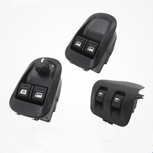 Power Window Switch for peugeot 206 207 FOR Citroen C2 car accessories electric door glass lift swich window cortrol Switch sktoo for kia forte glass regulator switch left front door power window lift control switch
