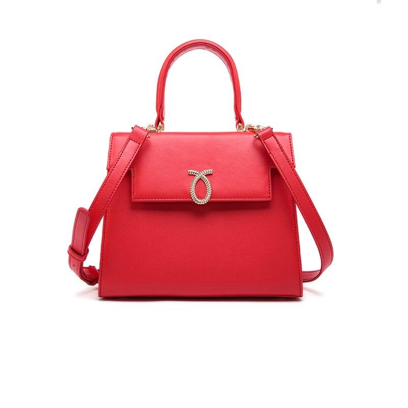 ФОТО 2017 new fashion women genuine leather handbags high quality minaudiere bag cow leather ladies dress handbag versatile hasp bags