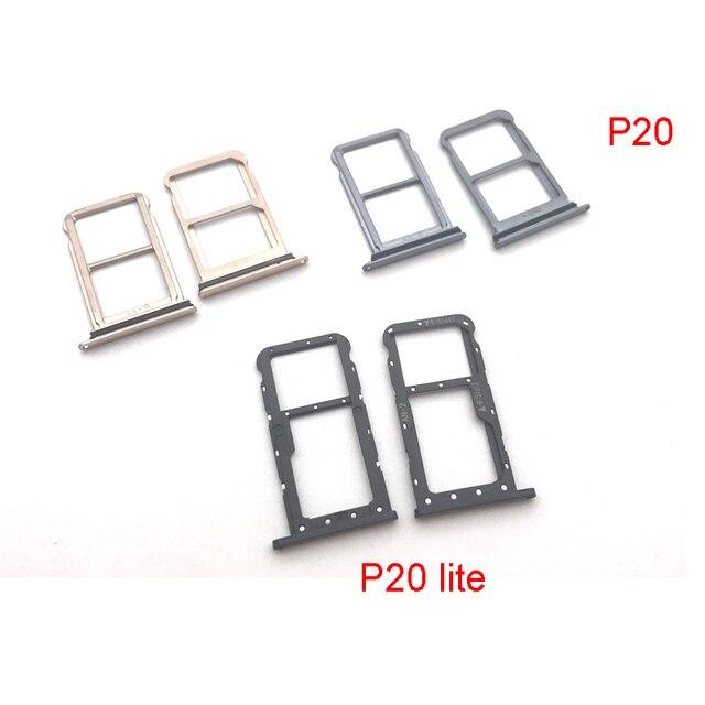 huawei p20 lite sim karte Brand New For Huawei P20 Lite Pro SIM Card Tray Holder Slot