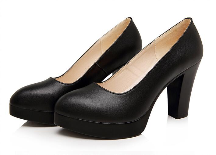 Plain Black Heels Promotion-Shop for Promotional Plain Black Heels ...