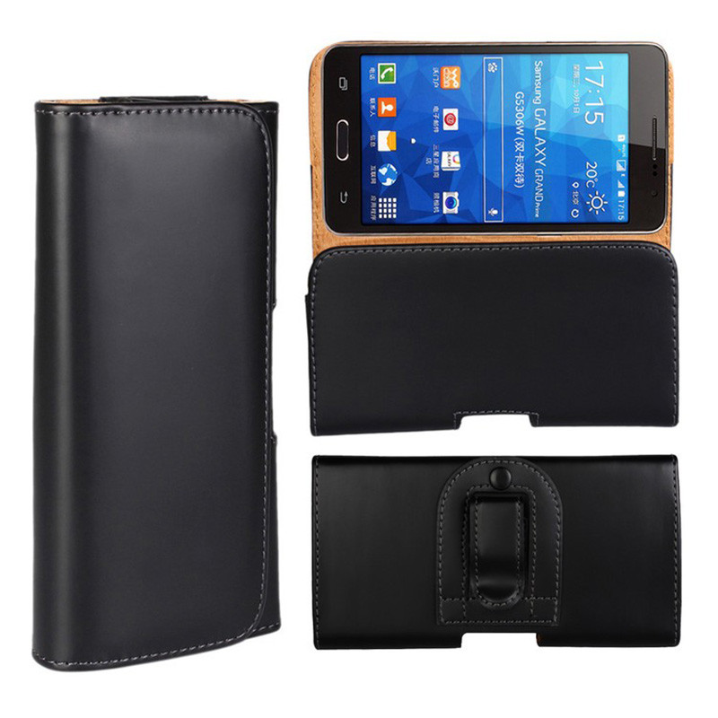 Leather Case Belt Clip For Xiaomi Redmi 4X 16GB 32GB 4a 4 Pro Case Redmi Note