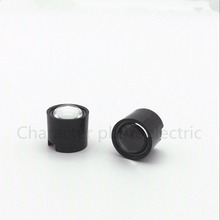 10pcs Black White 10 Degree  45 60 90 LENS Collimator 14.5mm For 1W 3W 5W High Power Star LED Light