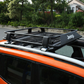 Hotsales Car Enterior Accessories Black Cargo Carrier Luggage Holder Roof Rack Basket for 2015-2016 Jeep Renegade