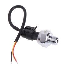 цена на G1/4 Inch 5V 0-0.5 MPa Pressure Transducer Sensor Oil Fuel Diesel Gas Water Air Pressure Sensor Tool