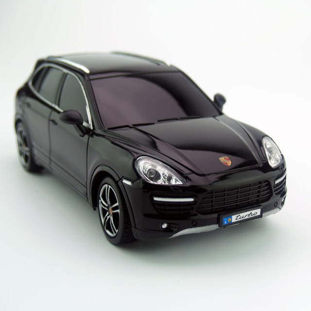 Licenciado 1/24 RC Modelo Do Carro Para Porsche Cayenne