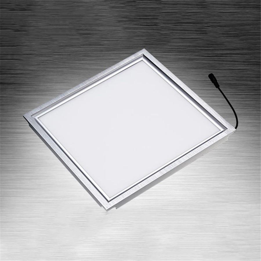 300x300 30x30 Led Lighting Panel Integrated Kitchen: 6pcs/lot Led Panel Ceiling Light 12W 18W 300X300